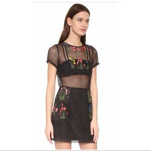 Re: Named Botanical Garden Dress